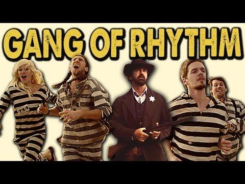 Gang Of Rhythm de Walk Off The Earth Letra y Video
