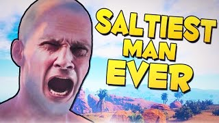 getlinkyoutube.com-SALTIEST MAN EVER! - Rust Funny Moments