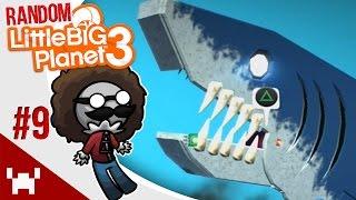 getlinkyoutube.com-KILL THE SHARK! - Little Big Planet 3: Random Multiplayer w/ Ze, Sp00n, & Gassy- Ep. 9