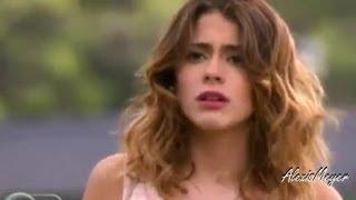 getlinkyoutube.com-Violetta 2 : Violetta ve a León y Lara abrazados - Capitulo 76