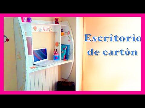 mueble de pared hecho con cartón Diy, tutorial paso a paso, manualidades baratas