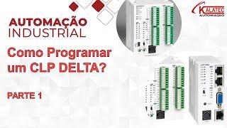 Vídeo-Aula: Primeiros Passos ISPSoft - CLP Delta - PARTE 01