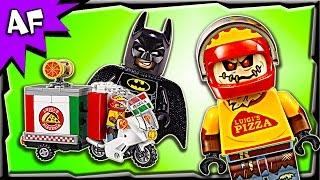 getlinkyoutube.com-Lego Batman Movie SCARECROW Special Delivery 70910 Stop Motion Build Review