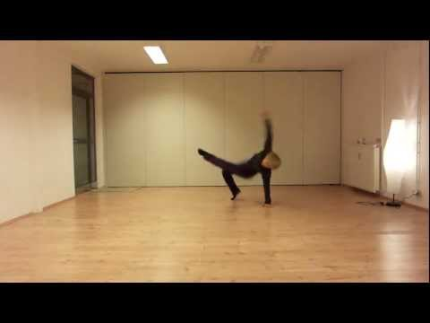 RJ - Dance Tutorial 02 - Split Jump