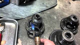 getlinkyoutube.com-How to install differential bearings and gear