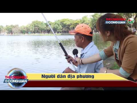 Đà Nẵng: Cá chết hàng loạt tại hồ công viên 29-3