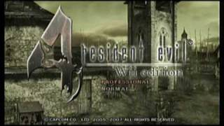 getlinkyoutube.com-Resident Evil 4: Wii Edition (Part 1) - Introduction