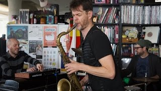 getlinkyoutube.com-Donny McCaslin: NPR Music Tiny Desk Concert