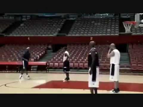 Basketball-Lesson: LeBron James