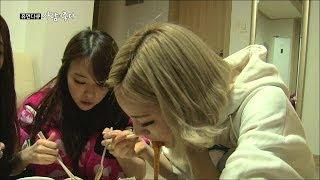 getlinkyoutube.com-【TVPP】Girl's Day - Night meal & Housekeeping, 걸스데이 - 야식 & 집안살림 @ Human Docu