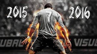 getlinkyoutube.com-Cristiano Ronaldo - Unstoppable 2015/16 Skills & Goals |HD|