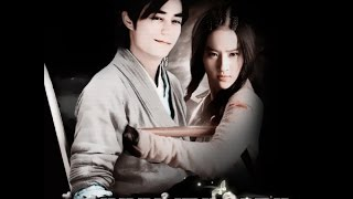 "getlinkyoutube.com-[霍建华-刘亦菲] ""Letting Go"" - Liu Yi Fei"
