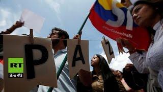 El Senado de Colombia aprueba unánimemente la Ley de Amnistía para las FARC