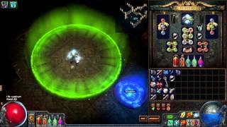 getlinkyoutube.com-Freezing Flash - Path of Exile - Build Guide