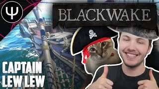 getlinkyoutube.com-Blackwake — Captain Lew Lew Gameplay!