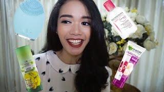 getlinkyoutube.com-Night Skincare Routine | DXB ♡