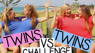 getlinkyoutube.com-Twin v Twin Challenge | Teagan & Sam