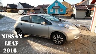 Nissan Leaf explicado en español