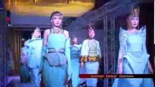 Mongolian fashion week goyol 2014 Mongolian haute couture