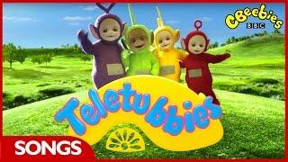 getlinkyoutube.com-CBeebies: Teletubbies - Theme Song 2015