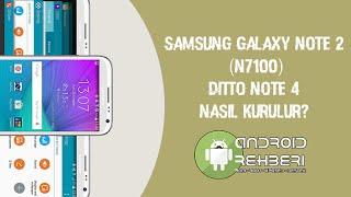 getlinkyoutube.com-Samsung Galaxy Note 2 (N7100) - Ditto Note 4 (DN4)