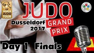 getlinkyoutube.com-Judo Grand-Prix Düsseldorf 2017: Day 1 - Final Block