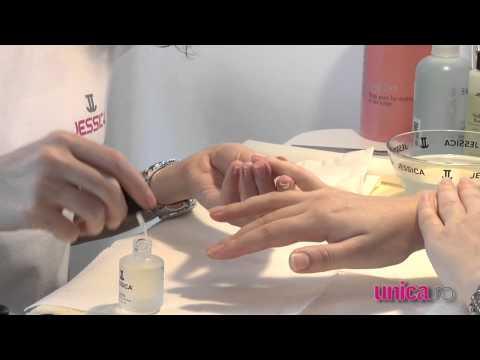 Tutorial manichiura clasica cu oja Jessica pentru Unica Online