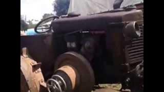 getlinkyoutube.com-trattore d'epoca: Landini