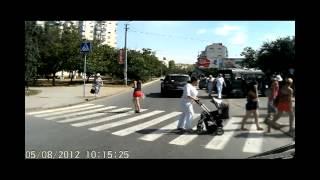 getlinkyoutube.com-Тварь за рулём ВI 7700 ВН