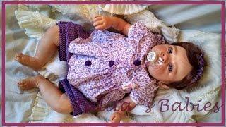 getlinkyoutube.com-Bebê Reborn Sabrina à venda por encomenda