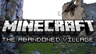 getlinkyoutube.com-Minecraft: THE ABANDONED VILLAGE - Adventure Map