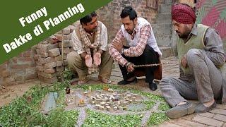 getlinkyoutube.com-Funny Dakke di Planning - Punjabi Comedy | Jatt James Bond