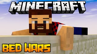 БЕЗ ПРАВА НА ОШИБКУ - Minecraft Bed Wars (Mini-Game)