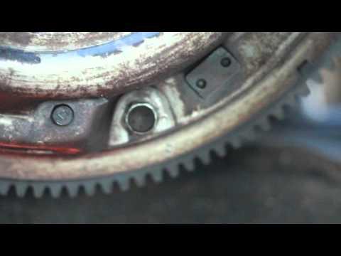 Сузуки балено 1,9 TD 2001 год выпуска Замена диска сцепления Центровка корзины
