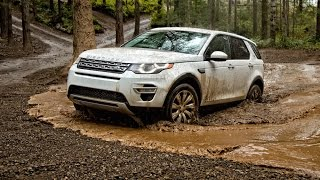getlinkyoutube.com-2015 Land Rover Discovery Sport HSE Luxury Car Review