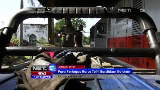 getlinkyoutube.com-Salon Kereta Api di Jember, Jawa Timur NET12