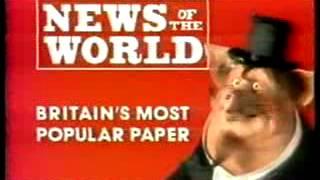 News of The World Santa Rich Pig
