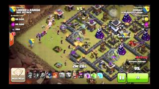 getlinkyoutube.com-Th9 War base anti gowiwi/gowipe/gowiwipe/hog