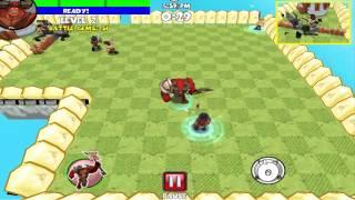 Battle Recruits HD - Unity Arcade Game