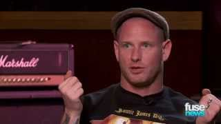 getlinkyoutube.com-Corey Taylor & Lzzy Hale on Signing Boobs and Stage Injuries