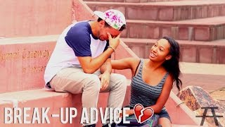 getlinkyoutube.com-Asking Girls For Break-Up Advice!!