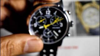 getlinkyoutube.com-Original Tissot PRC 200 ( How to check )