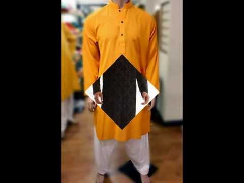 Beautiful kurta shalwar in 2014 for men