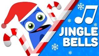 getlinkyoutube.com-Jingle Bells - Christmas Song For Kids  Ice Skating fun for XMAS   BabyFirst