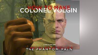 getlinkyoutube.com-Metal Gear Online: Avatar Creation - How To Make Volgin From MGS3