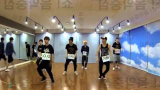 getlinkyoutube.com-EXO - Growl (으르렁) 65% Slowed Mirror Dance Practice HD