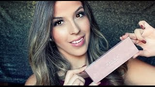 NEW Becca Afterglow Palette| Swatches and Review| Holiday 2015 Makeup