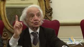 getlinkyoutube.com-Fede e Scienza - Antonino Zichichi - LA24-2013 - A libro aperto  - TeleOltre