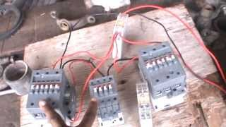 getlinkyoutube.com-Star Delta Circuit Wiring and Understanding . Auto Transformer (Motor with 3 Leads)
