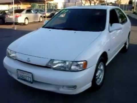 1999 nissan maxima gxe sedan recalls problems autos post. Black Bedroom Furniture Sets. Home Design Ideas